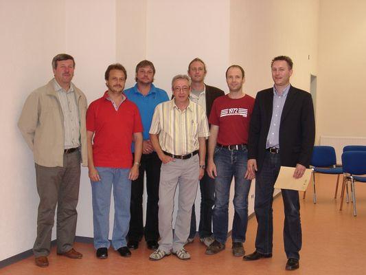 Die neu gewählten Ortschaftsräte